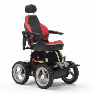 Инвалидная коляска с электроприводом  Observer Максимус 4х4 в Пятигорске