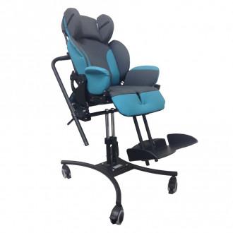 Кресло-коляска инвалидная для детей с ДЦП HOGGI BINGO Evolution на домашней раме в Пятигорске