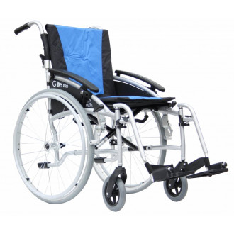 Кресло-коляска с ручным приводом  Excel G-Lite Pro 24 в Пятигорске