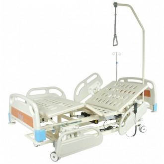 Кровать функциональная с электроприводом Belberg-3-79 с выдвиж.ложементом (5 функ) (CPR+аккум) в Пятигорске