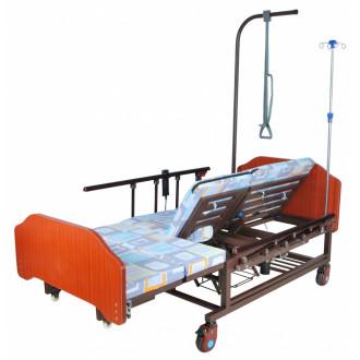 Кровать с электроприводом Belberg 11A-121ПН, 5 функц. туал.устр. ЛДСП (против.матрас) в Пятигорске