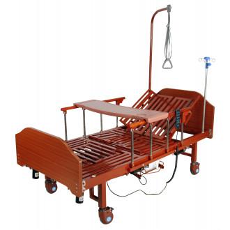 Кровать с электроприводом Belberg 3-192ПН, 3 функц. с туал.устр. ЛДСП (против.матрас) в Пятигорске