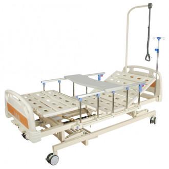 Кровать с механ.приводом Belberg 31-26H, 3 функц.(без матраса+столик) в Пятигорске