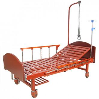 Кровать с механ.приводом Belberg 17B-01H, 1 функция ЛДСП (без матраса + столик) в Пятигорске