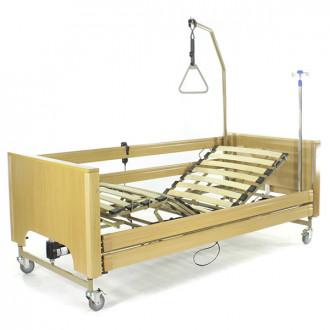 Кровать с электроприводом Belberg 1-194ДЛК, 5 функц. ДЕРЕВО (матрас) в Пятигорске