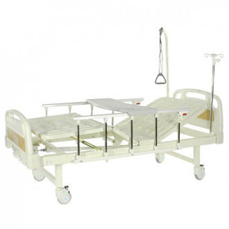 Кровать c механ.приводом Belberg 8-18ПЛН, 2 функц. ЛДСП (без матраса+столик) в Пятигорске
