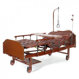 Кровать c механ.приводом Belberg 8-118ПЛН, 2 функц. ЛДСП (без матраса+столик) в Пятигорске