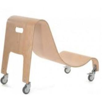 Мобильная деревянная база для кресла Special Tomato Sitter в Пятигорске