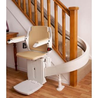 Подъемник кресельный лестничный Acorn 180 - для изогнутых лестниц в Пятигорске