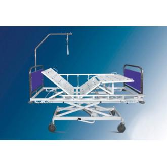 Кровать мед. функц. Belberg 3-02 на колесах, с регул. высоты при помощи гидропривода в Пятигорске