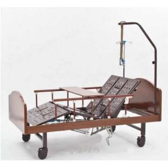 Механическая кровать функциональная медицинская DHC с принадлежностями FF-4 с функцией переворачивания пациента в Пятигорске