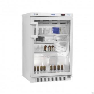 Холодильник фармацевтический малогабаритный ХФ-140-1 со стеклянной дверью (140 л) в Пятигорске
