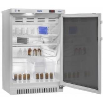 Холодильник фармацевтический малогабаритный ХФ-140-1(ТС) с тонированной стеклянной дверью (140 л) в Пятигорске