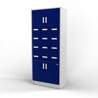 Шкаф картотечный (глухие дверцы) 105-004-2 в Пятигорске