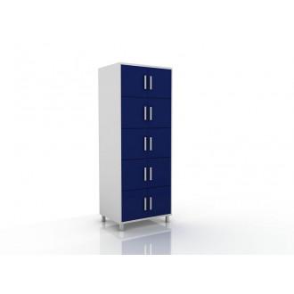 Шкаф медицинский универсальный (для инвентаря и сумок) 105-004-5 в Пятигорске