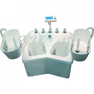 Электрогальваническая вихревая ванна для конечностей Unbescheiden Модель в Пятигорске