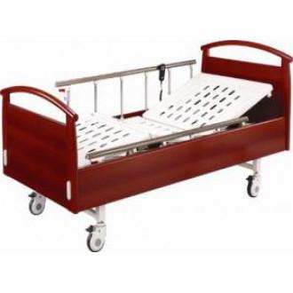 Кровать  электрическая  с деревянными спинками в Пятигорске