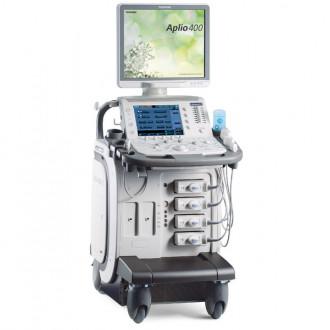 УЗИ сканер экспертного класса APLIO 400 в Пятигорске