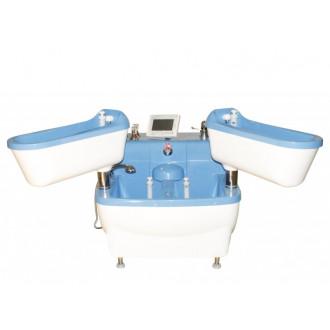 Четырехкамерные ванны для струйно-контрастных и электрогальванических процедур Tasman в Пятигорске