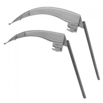 Клинки ларингоскопические Ri-Integral Flex Macintosh Ф.О. c гибким дистальным концом, со встроенными световодами в Пятигорске