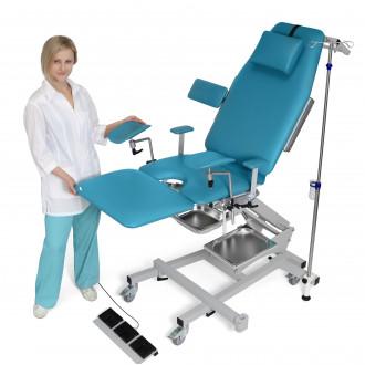 Гинекологическо кресло трехсекционное операционное электромеханическое ZERTS в Пятигорске