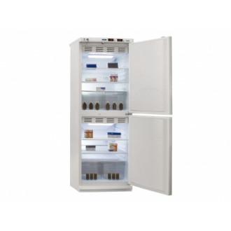 Холодильник фармацевтический двухкамерный ХФД-280 (140/140 л) с металлическими дверями в Пятигорске
