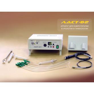 Аппарат «ЛАСТ-02» для лазеротерапии в урологии и генекологии в Пятигорске