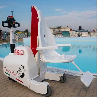 Подьёмник для бассейна и набережной DiGi PandaPool  в Пятигорске