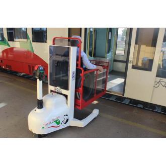 Мобильный подъёмник для железных дорог DiGi PandaStation в Пятигорске