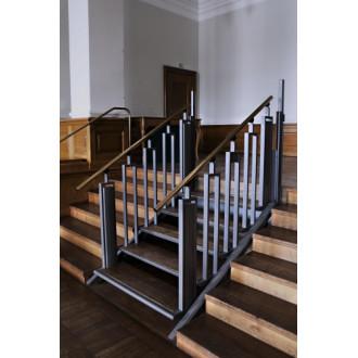 Лестница-трансформер FlexStep V2 / 5 ступенек / высота подъема до 1110 мм в Пятигорске